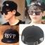 หมวกแฟชั่น EXO BAEKHYUN. สีดำ VSVP REAL thumbnail 1