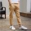 กางเกง สีกากี แพ็ค 5 ชุด ไซส์ 120-130-140-150-160 (เลือกไซส์ได้) thumbnail 4