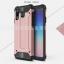 เคส Samsung A8 Star เคสกันกระแทกแยกประกอบ 2 ชิ้น ด้านในเป็นซิลิโคนสีดำ ด้านนอกพลาสติกเคลือบเงาโลหะเมทัลลิค ราคาถูก thumbnail 11