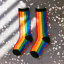 ถุงเท้ายาว สีรุ้ง แพ็ค 12 คู่ ไซส์ L ประมาณ 6-8 ปี thumbnail 6