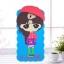 เคส Gionee X1 ซิลิโคน 3 มิติ เด็กหญิงน่ารักมากๆ ราคาถูก thumbnail 3