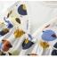 ชุดเซตเสื้อลายลูกเจี๊ยบสีขาว+กางเกงใน แพ็ค 1 ชุด [size 18m] thumbnail 4