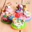 ชุดเซ็ต 5 ชิ้น ตุ๊กตาโมเดลเฮลโหลคิตตี้ Hello Kitty figure model set of Day life thumbnail 1