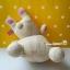 ตุ๊กตาหมีน้อยโครีแลคคุมะนอนคว่ำ Korilakkuma sleeply plush dolls thumbnail 2