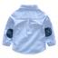 เสื้อ สีฟ้า แพ็ค 6 ชุด ไซส์ 90-100-110-120-130-140 thumbnail 2