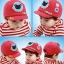 หมวกแกะสีแดง แพ็ค 3 ชิ้น thumbnail 2