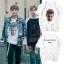 เสื้อยืด (T-Shirt) สกรีนลายหน้าเด็ก แบบ Jihoon WANNA ONE thumbnail 1