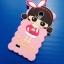 Case Vivo Y22 รุ่น Cute Girl thumbnail 4