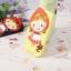 เคส Samsung S3 เคสซิลิโคน 3D หนูน้อยหมวกแดงน่ารักๆ Little Red Riding Hood-dimensional cartoon silicone thumbnail 7