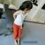 กางเกงเด็กสีส้ม แพ็ค 5 ชิ้น [size 2y-3y-4y-5y-6y] thumbnail 2