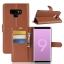 เคส Samsung Note 9 แบบฝาพับหนังเทียม ด้านในสามารถใส่บัตรได้ ราคาถูก thumbnail 13