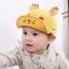 หมวก สีเหลือง แพ็ค 5ใบ ไซส์รอบศรีษะ 48-50cm thumbnail 2