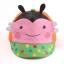 หมวกผึ้งสีชมพู แพ็ค 3 ชิ้น thumbnail 2
