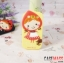 เคส Samsung S3 เคสซิลิโคน 3D หนูน้อยหมวกแดงน่ารักๆ Little Red Riding Hood-dimensional cartoon silicone thumbnail 17