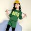 เสื้อ+กางเกง สีเขียว แพ็ค 5 ชุด ไซส์ 120-130-140-150-160 (เลือกไซส์ได้) thumbnail 2