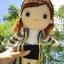 ตุ๊กตาถัก คนรับปริญญา 13 นิ้ว thumbnail 2