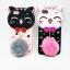 ไอโฟน5/5se/5s เคสtpuแมวดำห้อยขนเฟอร์(ใช้ภาพรุ่นอื่นแทน) thumbnail 2