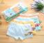 กางเกงในเด็ก คละสี (1 ถุง มี 4 ตัว แพ็ค 5 รวม 20ตัว) ไซส์ L อายุ 4-5 ปี thumbnail 1