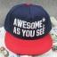 หมวก Awesome As You See thumbnail 6
