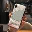 เคส iPhone X พลาสติก TPU สกรีนลายน่ารักมากๆ สามารถดึงกางออกมาตั้งได้ ราคาถูก thumbnail 7