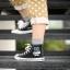 รองเท้าผ้าใบหุ้มข้อ T-ARA thumbnail 5