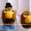 ตุ๊กตาถัก Potato thumbnail 1