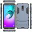 เคส Samsung J8 2018 เคสกันกระแทก 2 ชั้น TPU + PC มีขาตั้งกาง-หุบได้ เท่ๆ thumbnail 11