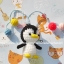 ตุ๊กตาถัก เพนกวิน+สายคล้องกระเป๋า thumbnail 3