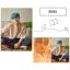 สมุด BTS - LOVE YOURSELF (เมมเบอร์) thumbnail 2