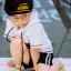ถุงเท้าสั้น คละสี แพ็ค 10คู่ ไซส์ XL (อายุประมาณ 9-12 ปี) thumbnail 6