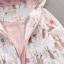 เสื้อ+เอี้ยมกระโปรง แพ็ค 4 ชุด ไซส์ 70-80-90-100 thumbnail 2