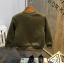 เสื้อ (ด้านในมีขน) สีเขียว แพ็ค 5 ชุด ไซส์ 7-9-11-13-15 thumbnail 2