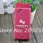 เคส Sony Ericsson Xperia Arc S : Hello Kitty Silicone Case thumbnail 4