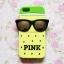 เคสซิลิโคนลายแตงโมใส่แว่น ไอโฟน 4/4s thumbnail 4