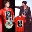เสื้อยืด (T-Shirt) DIESEL แบบ BTS+VIXX thumbnail 1