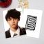สมุดปกอ่อน EXO OVERDOSE BAEKHYUN thumbnail 1