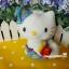 เซ็ตคู่ 2 ชิ้น เฮลโหลคิตตี้&แดเนียล Mcdonald's Hello Kitty & Dear Daniel Summer Holiday Costume ( wisdom of Love 1999) thumbnail 3