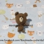 ตุ๊กตาถัก หมีน้ำตาล thumbnail 1
