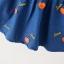 ชุดเซตเสื้อแขนยาวสีขาวปกคอสีชมพู+เอี๊ยมยีนส์ลายหัวใจ แพ็ค 4 ชุด [size 6m-1y-2y-3y] thumbnail 9