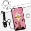 เคส VIVO V3 ซิลิโคน soft case สกรีนลายการ์ตูนน่ารักๆ พร้อมสายคล้องและแหวน ราคาถูก thumbnail 8