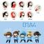 ผ้าเช็ดหน้า/ผ้าพันคอ B1A4 (สีฟ้า) thumbnail 1