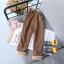 กางเกง (ด้านในมีขนอ่อนๆ) สีน้ำตาล แพ็ค 5 ชุด ซส์ 7-9-11-13-15 thumbnail 2