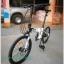 จักรยานพับ BACKER K-200 เฟรมอลู 18 สปีด Shimano Sora 2018 thumbnail 23