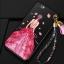 เคส OPPO A77 พลาสติกลายผู้หญิงแสนสวย พร้อมที่คล้องมือ สวยมากๆ ราคาถูก thumbnail 11