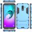 เคส Samsung J8 2018 เคสกันกระแทก 2 ชั้น TPU + PC มีขาตั้งกาง-หุบได้ เท่ๆ thumbnail 12