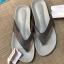รองเท้าหนีบบาจาฟุตอิน พื้นยางแก้ว สีเทา thumbnail 1
