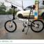 จักรยานพับ BACKER K-200 เฟรมอลู 18 สปีด Shimano Sora 2018 thumbnail 25