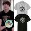 เสื้อยืด (T-Shirt) Raiders แบบ BTS thumbnail 1