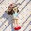 ตุ๊กตาถักไหมพรม คน 10.5 นิ้ว thumbnail 2
