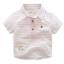 เสื้อ สีชมพู แพ็ค 6 ชุด ไซส์ 90-100-110-120-130-140 thumbnail 1